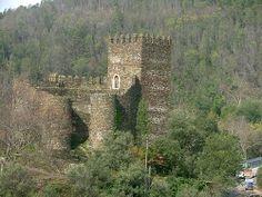 Castelo de Arouce, Portugal