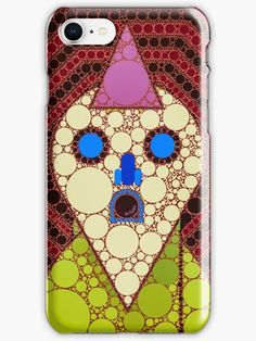 'Stop the Ride!' iPhone Case by proudnothing Cool Iphone Cases, Iphone Case Covers, Iphone Se, Protective Cases, Bright Colors, Wraps, Gift Ideas, Cool Stuff, Mini