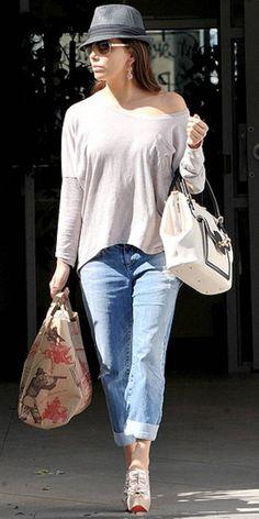 Eva Longoria styles