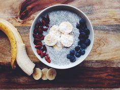 Anti-Inflammatory Superfood Chia Pudding - (no agave please) #glutenfree #chiapudding
