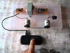 FREE ENERGY CELLPHONE CHARGER - YouTube
