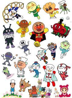 Anpanman Doodles