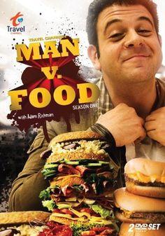 Man v. Food - Season 1, the best season