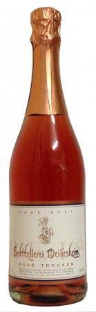 Sektkellerei Deidesheim Rosé Trocken - Pfälzer Cuvée Sekt (6x0,75l)