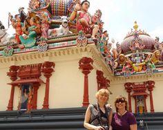 Singapore / Sri Mariammam Temple / Joanna Łukasiewicz