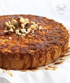 Bizcocho de nueces y coco - Poesía Culinaria . Sabores de Nati Sin Gluten, Coco, Banana Bread, Desserts, Recipes, Brazilian Cuisine, Deserts, Sponge Cake, Postres