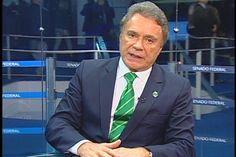Alvaro Dias acredita que a PEC dos Gastos pode aumentar recursos para sa...