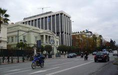 Athènes 24 heures :: La Grèce Autrement L'avenue Vasilissis Sophias
