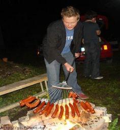 Redneck Wiener Roast