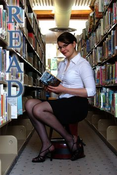 Sexy librariens gallery