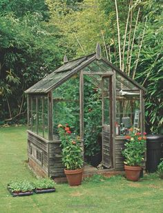 Stupendous Greenhouses You Should Check