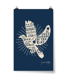 We Are All Ordinary Poster Everybody Talks, All Hero, Silk Screen Printing, Prints, Poster, Gift Ideas, Art, Screen Printing Press, Art Background