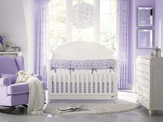4 in 1 Convertible Somerset Crib by Bassett Furniture. Can be converted to a day bed, a toddler bed, or a full bed.