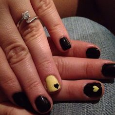 My cute nails!❤