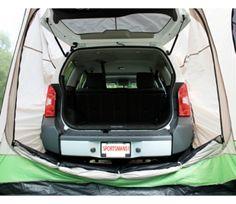 Awesome Pontiac 2017 - Ease Camping with Pontiac Aztek Tent Suv Tent, Truck Tent, Tent Camping Beds, Camping Gear, Truck Camping, Camping Hacks, Outdoor Camping, Pontiac 2017, Pontiac Aztek