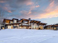 The Colony, Park City, 249 White Pine Canyon Road Yellowstone Club, Canyon Road, Mountain Modern, Architectural Features, Park City, Aspen, 21st Century, Montana, Colonial