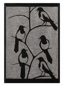 Ekelund Weavers Pica Tea Towel