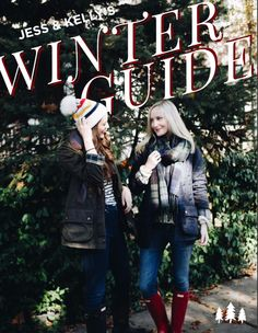 Click here to open and read our Winter Guide! I could not be prouder of anything in this present moment, really. I'm so excited to announce that our annual Winter Guide is back andbetter than ever! (Go ahead, click above or below, and browse through it!) If you're new around here, and aren't sure what...