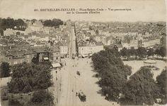 Quartier Flagey, Sainte-Croix (1910s). #ixelles #elsene #bruxelles #bruxelle #brussels