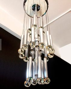 Gaetano Sciolari Chandelier By DesignforlivingItaly On Etsy