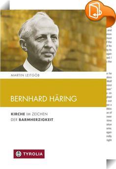 """Bernhard Häring    ::  Bernhard Häring (1912-1998) war einer der bedeutendsten Moraltheologen des 20. Jahrhunderts. Statt wie viele seiner Vorgänger einen Katalog der Tugenden und vor allem der Sünden zu verfassen, sie zu bewerten und in verschiedene Kategorien einzuteilen, ging Häring vom Gebot der Liebe als Mittelpunkt aus. Er wurde schon früh in die Arbeiten für das II. Vatikanische Konzil einbezogen. Seine Spuren finden sich in mehreren Konzilstexten, am stärksten in """"Gaudium et sp..."""