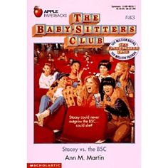 The Baby Sitters Club!!!