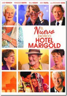 The second best exotic Marigold Hotel [Vídeo-DVD] = El nuevo hotel exótico Marigold / directed by John Madden