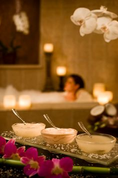 Spa treatments at The Ritz-Carlton Key Biscayne, Miami are inspired by the island's history. Tequesta Native Americans, that lived among lush coconut plantations, once inhabited Key Biscayne. The oil from this fruit is often used to aromatic scrubs and oils and transports guests to the shores of Miami.