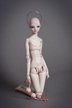 Surviving - Enchanted Doll by Marina Bychkova