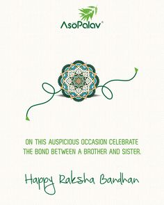 On this auspicious occasion celebrate the bond between a brother & sister! Festivals Of India, Indian Festivals, Rakhsha Bandhan Quotes, Rakhi Festival, Independence Day Poster, Rakhi Design, Brother Sister Quotes, Happy Rakshabandhan, Festival Flyer