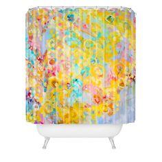 Stephanie Corfee Sugar Shower Curtain | DENY Designs Home Accessories