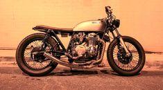 1975 CB550F #hondabrat by Antoni Spizzirri Vancouver, Canada http://facebook.com/hondabrats