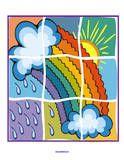 Rainbow Theme Activities for Preschool PreK and Kindergarten