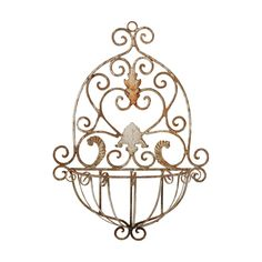 Vinterior is the online marketplace where the world buys and sells remarkable vintage and antique furniture across every lifestyle, budget and taste. Retro Furniture, Antique Furniture, Iron Wall, Mid Century Furniture, French Vintage, Planters, Ceiling Lights, Antiques, Pretty