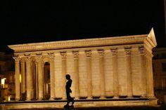 #ArtesaníaEnBronce de #EsculturasMorla en el anfiteatro de Nîmes, #arte y #decoración en conjunto