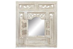 One Kings Lane - Stylish Accents - Avignon Mirror Wall Decor