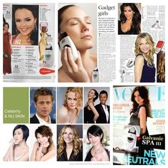 Looking for the best facial gadget? Galvanic spa system II can make you look 10 years younger. Message me.