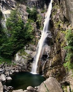 Wie im Märchenland Waterfall, Outdoor, Outdoors, Waterfalls, Outdoor Games, The Great Outdoors