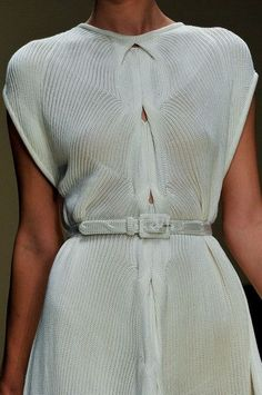 this dress: Laura Biagiotti Spring 2012