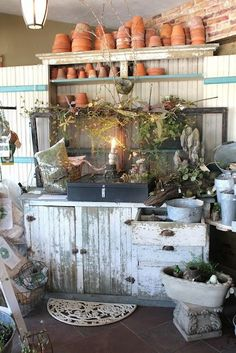 great potting space