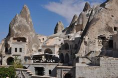 Fairy land caves and castles! GEO Expro Cappadocia, Turkey: Civilisations in a Volcanic Terrain