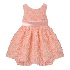 Baby Girls Soutache Dress (3-9m) 310679227