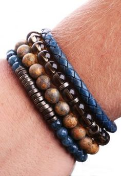 Cool Trending Bracelets For Men - The Finest Feed Ankle Bracelets, Bracelets For Men, Fashion Bracelets, Beaded Bracelets, Bracelet Men, Viking Jewelry, Copper Jewelry, Men Accesories, Sterling Silver Cuff