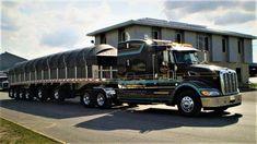 Millions of Semi Trucks Peterbilt 386, Peterbilt Trucks, Semi Trucks, Trailers, Memories, Vehicles, Memoirs, Pendants, Rolling Stock