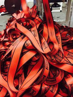 Raw metal of harness  Emniyet kemerleri  Hammade