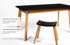 Table ANGUS by Raphael Pozsgai