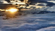 Alps high above the clouds in Austria Europe Retina Ultra HD Wallpaper Landscape Photography Tips, Photography Courses, Photography For Beginners, Landscape Photos, Photography Basics, Photography Equipment, Go Camping, Outdoor Camping, Camping Outdoors