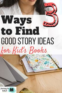 How to Find a Really Good Story Idea - Journey to KidLit Writing Kids Books, Book Writing Tips, Fiction Writing, Writing Prompts, Story Prompts, Writing Skills, Best Children Books, Childrens Books, Writing Pictures