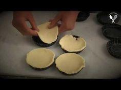 Aardbeientartelettes glutenvrij en lactosevrij - Gebaksjuwelier