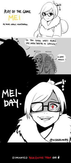 Meiday! Meiday!